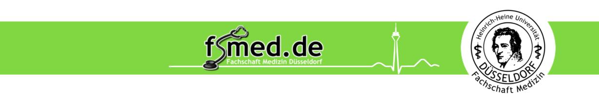 Fachschaft Medizin Düsseldorf