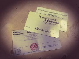 WICHTIG: UNI-CARD!